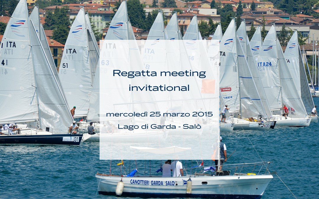 Regatta meeting invitational