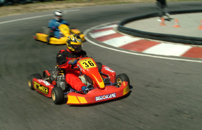 Go Kart Gran Prix