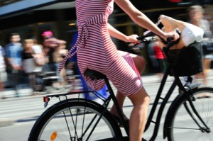 Bicicletta spirito libero