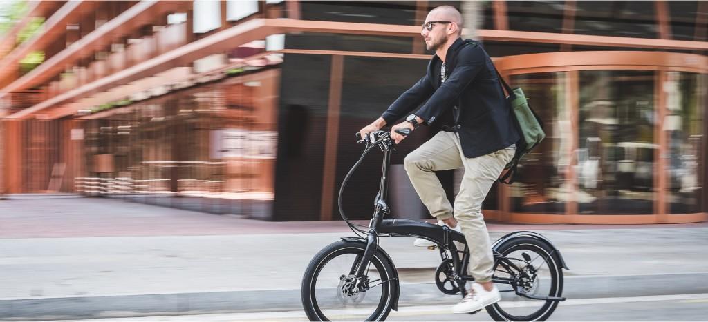 tern-bici pieghevole