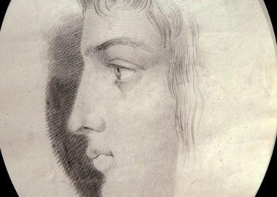 profilo di giovane