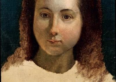 ritratto femmina
