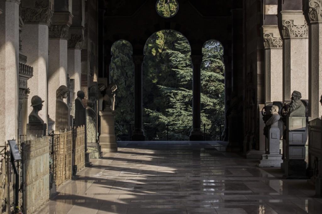 """Gli Antenati</br><span class=""""sT"""">Cimitero Monumentale, Milano</span>"""