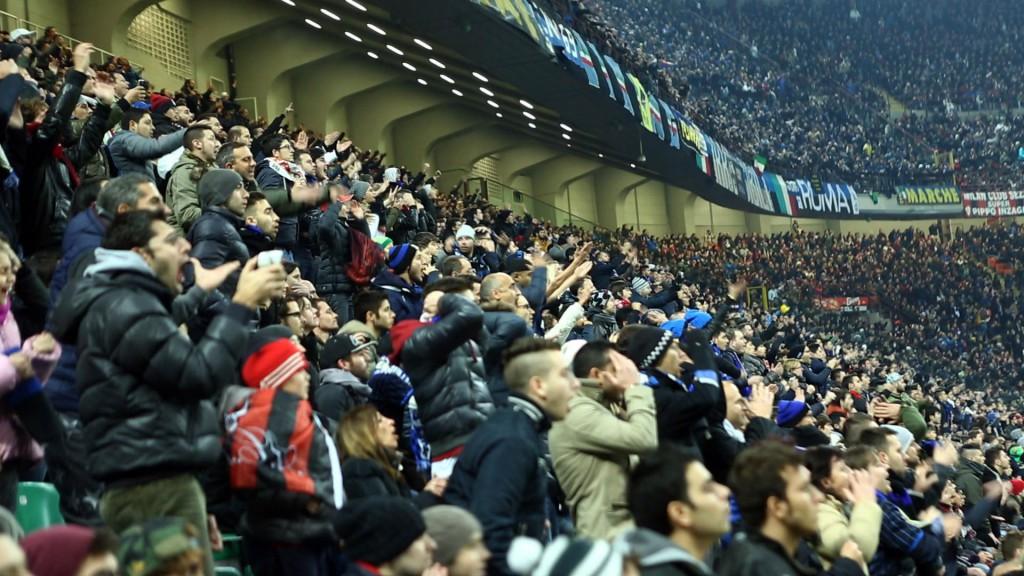 "Capitano, mio capitano</br><span class=""sT"">Stadio San Siro, Milano</span>"