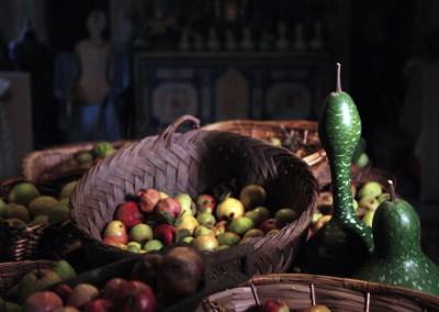 Il mondo in una melaFondazione Archeologia Arborea, Umbria