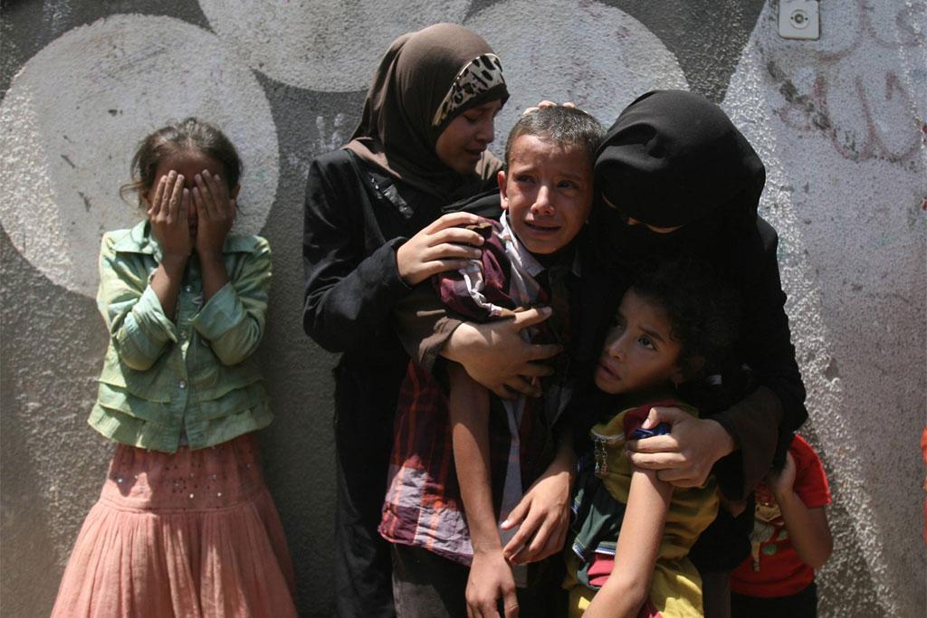 Gaza-bambini
