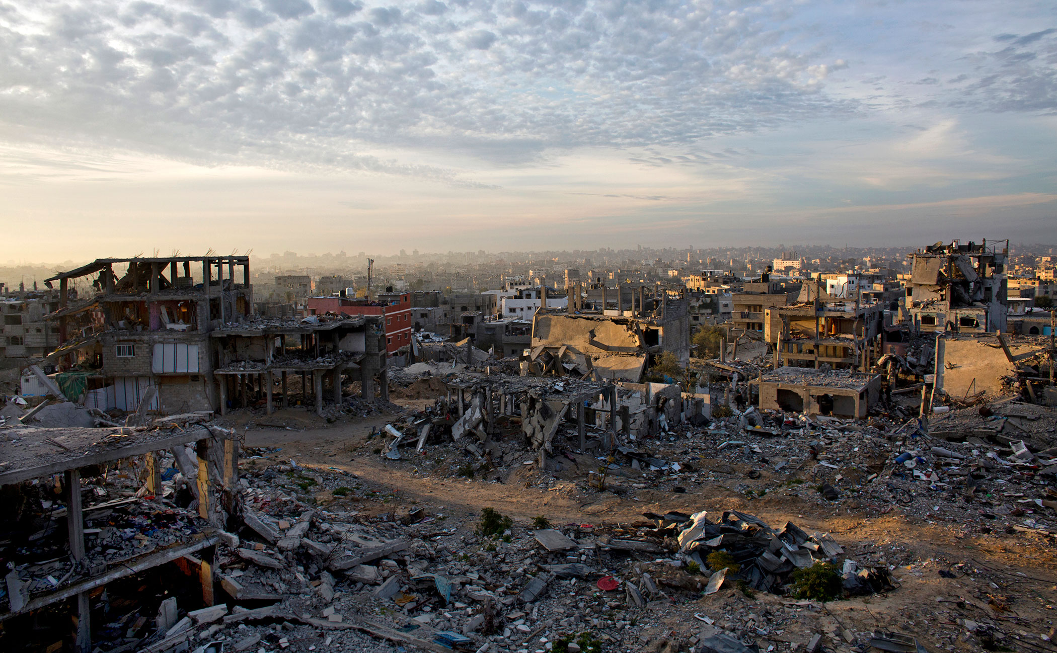 Gaza Months After War