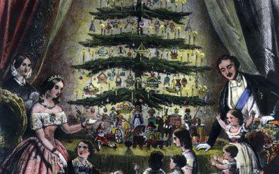 Da dove viene l'albero di Natale!?