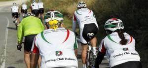 Carovana ciclistica Milano-Roma