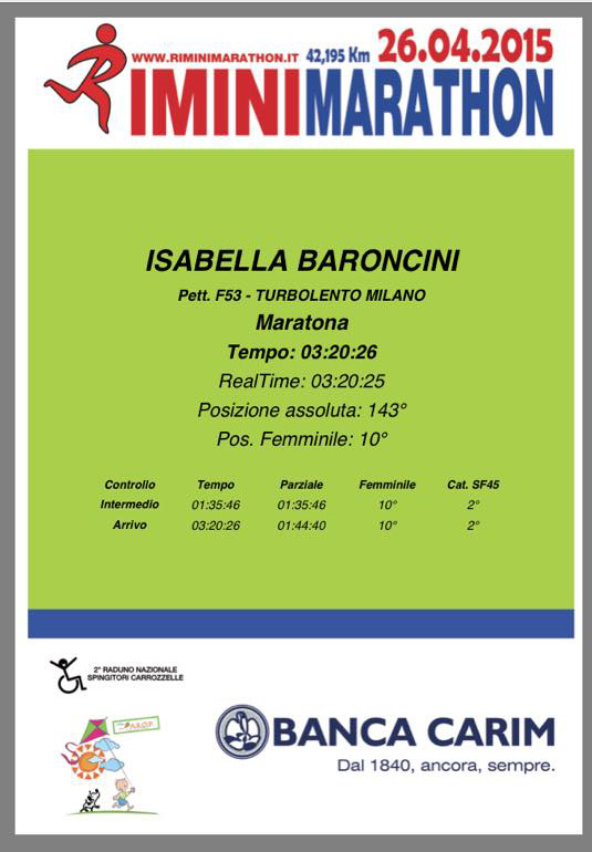 maratona di rimini