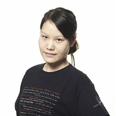 Xiaoxiao Liu 柳笑笑