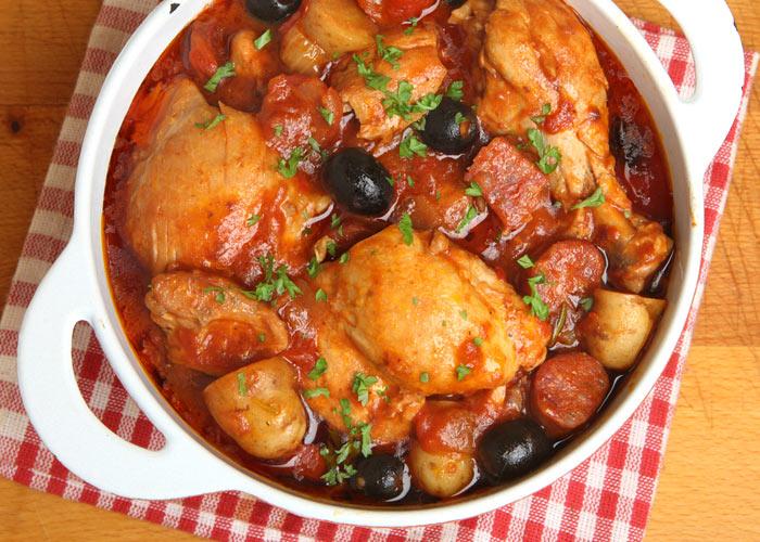 Ricette dal mondo: Chicken Yassa (Senegal)