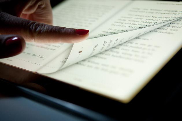 E-Book vs Libro