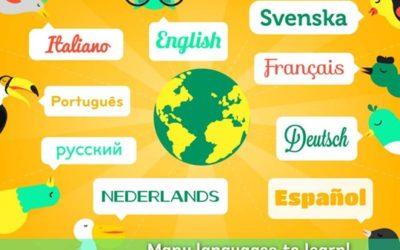 Le migliori app gratuite per imparare una lingua on the go!